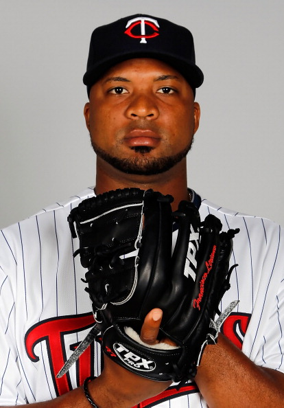 FORT MYERS, FL - FEBRUARY 25:  Pitcher Francisco Liriano #47 of the Minnesota Twins poses for a photo during photo day at Hammond Stadium on February 25, 2011 in Fort Myers, Florida.  (Photo by J. Meric/Getty Images)