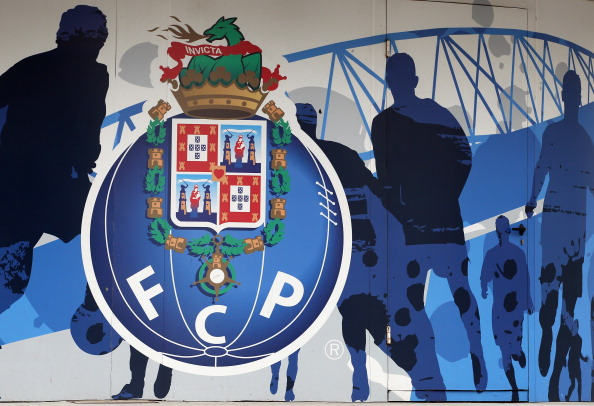 PORTO, PORTUGAL - MARCH 11:  A sign is seen outside the Estadio do Dragao, home ground of FC Porto on March 11, 2011 in Porto, Portugal.  (Photo by Julian Finney/Getty Images)