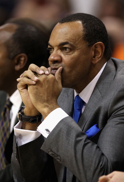 PHOENIX - DECEMBER 08:  Head coach Lionel Hollins of the Memphis Grizzlies during the NBA game against the Phoenix Suns at US Airways Center on December 8, 2010 in Phoenix, Arizona. The Grizzlies defeated the Suns 104-98 in overtime.  NOTE TO USER: User e
