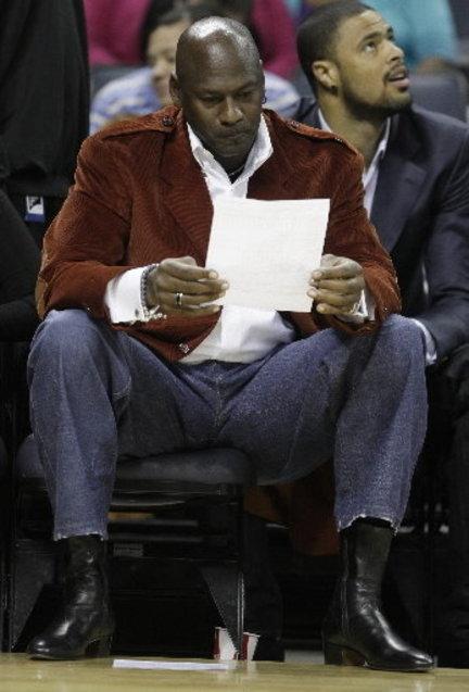 Michael Jordan: Style Icon To Fashion