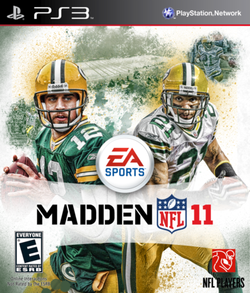 Madden Cover Doesnt Matter 12 Custom Covers Packers Fans