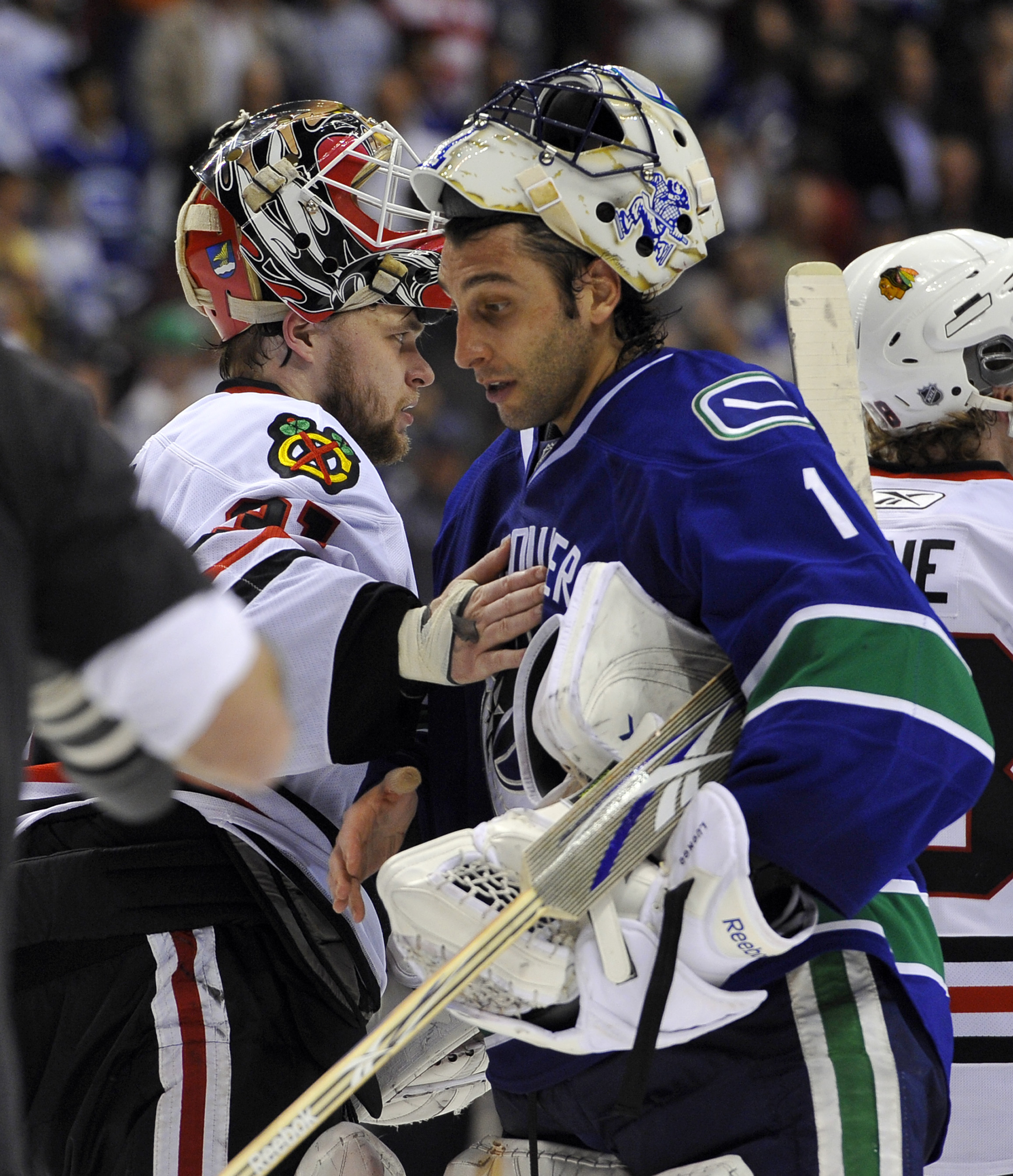 There are several reasons for Canucks fans to believe that this post season will end differently than last season did for Roberto Luongo and the Canucks.