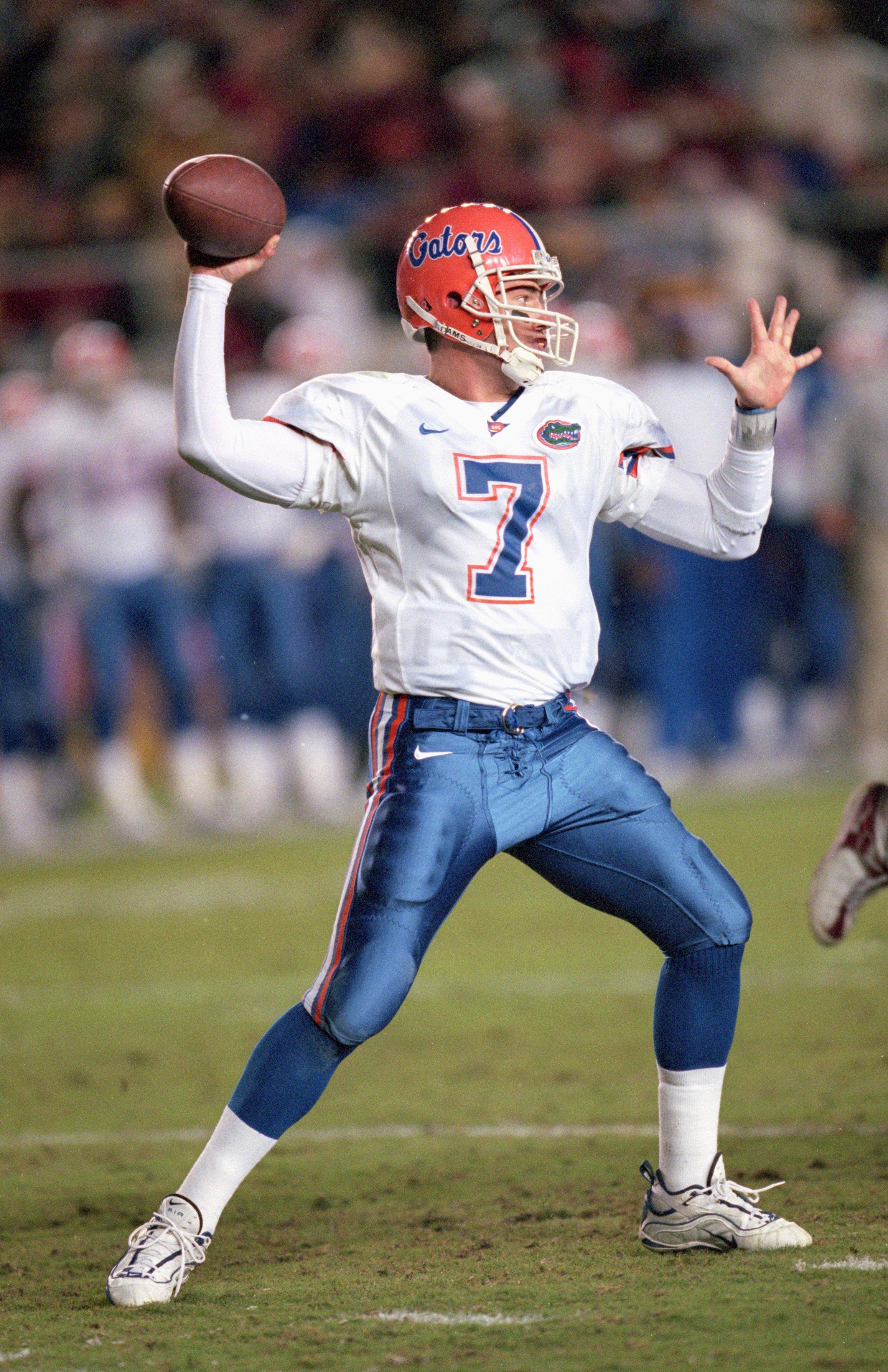 "Before he was ""The Bachelor"", Jesse Palmer was Florida's quarterback."