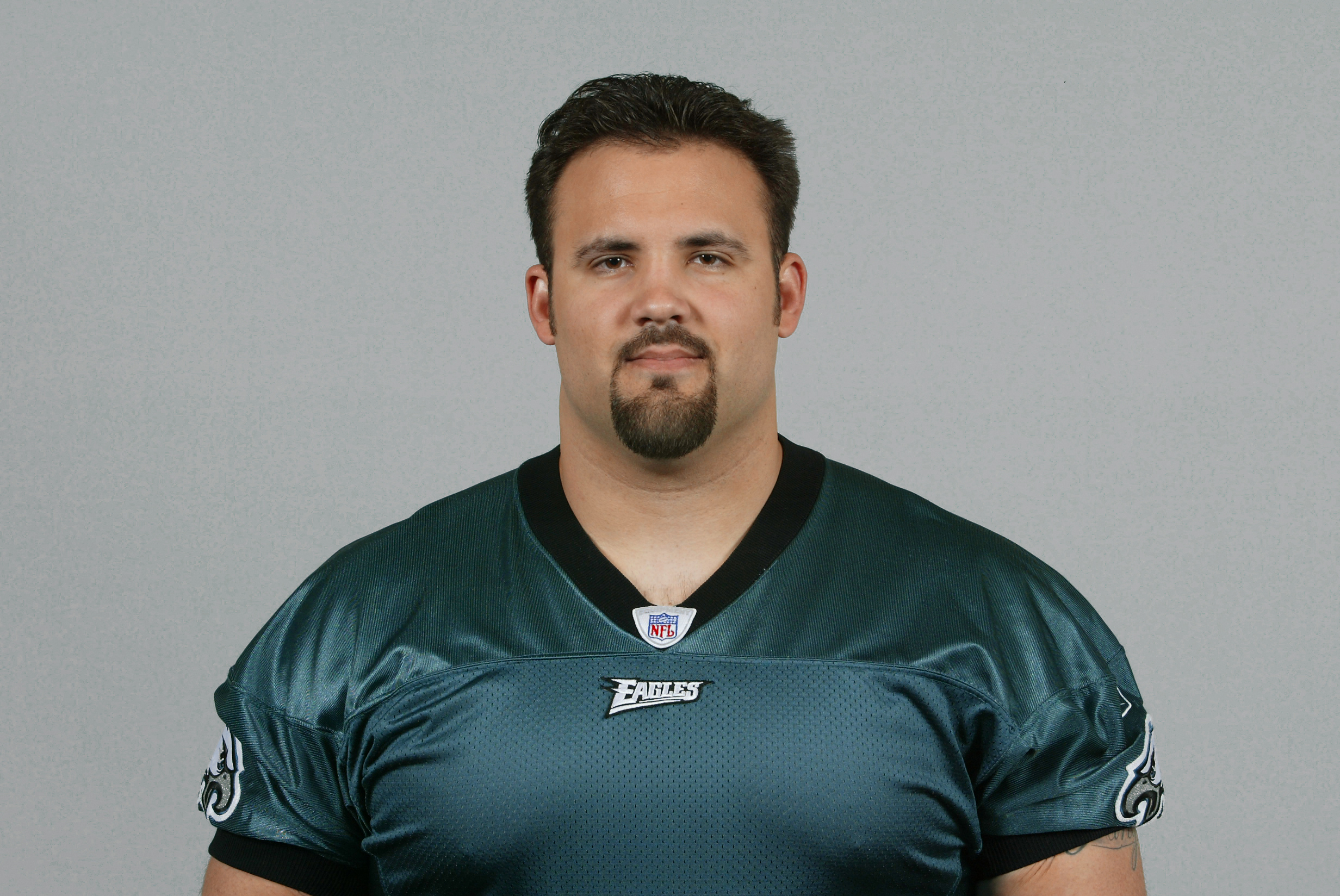 PHILADELPHIA - 2005:  Dominic Furio of the Philadelphia Eagles poses for his 2005 NFL headshot at photo day in Philadelphia, Pennsylvania.  (Photo by Getty Images)