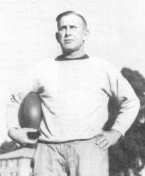 USC Coach Howard Jones