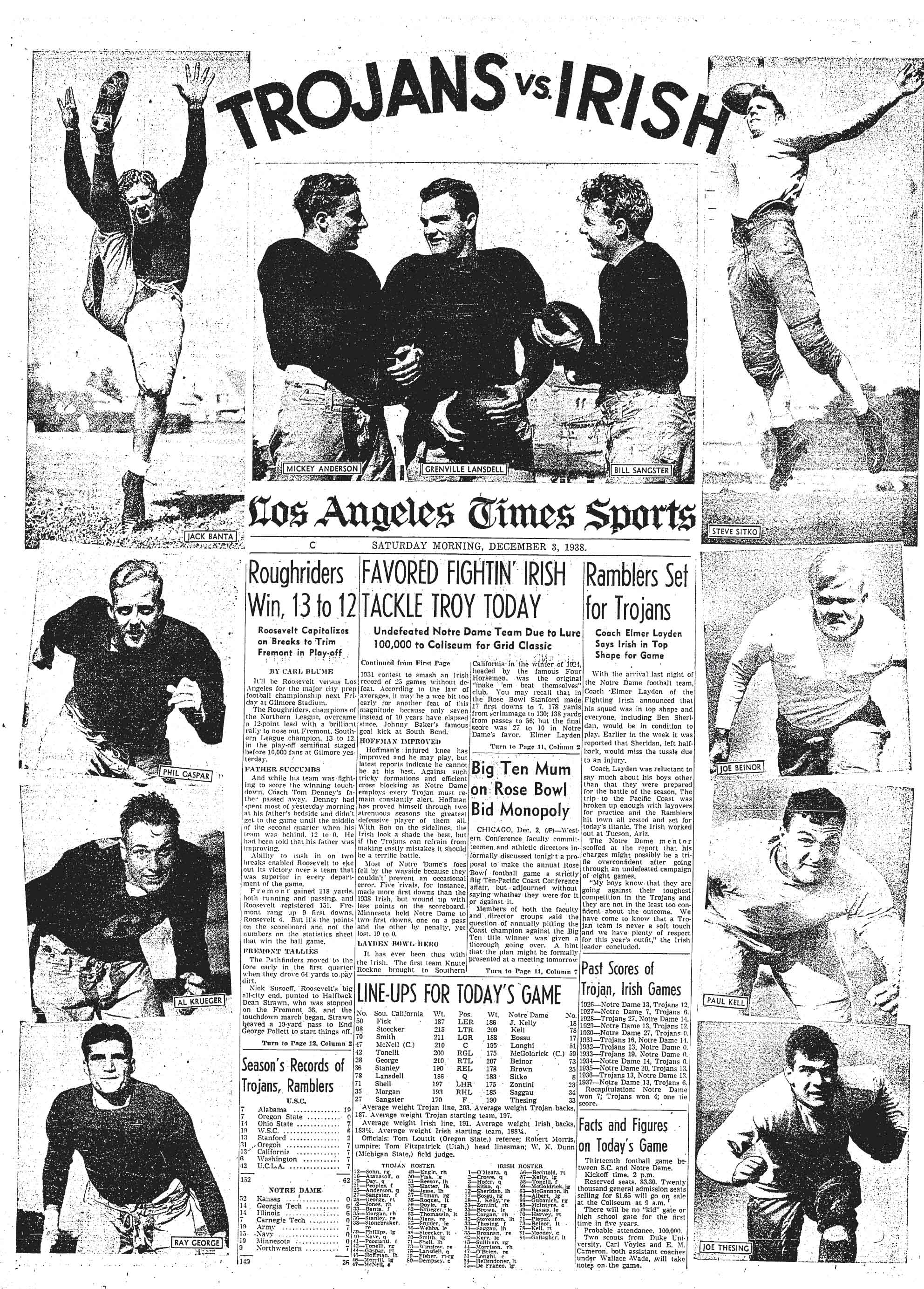 Los Angeles Times reports