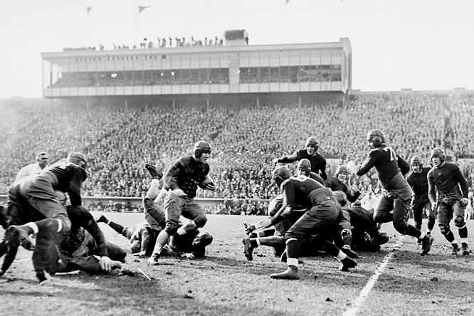 1931 USC vs. Notre Dame