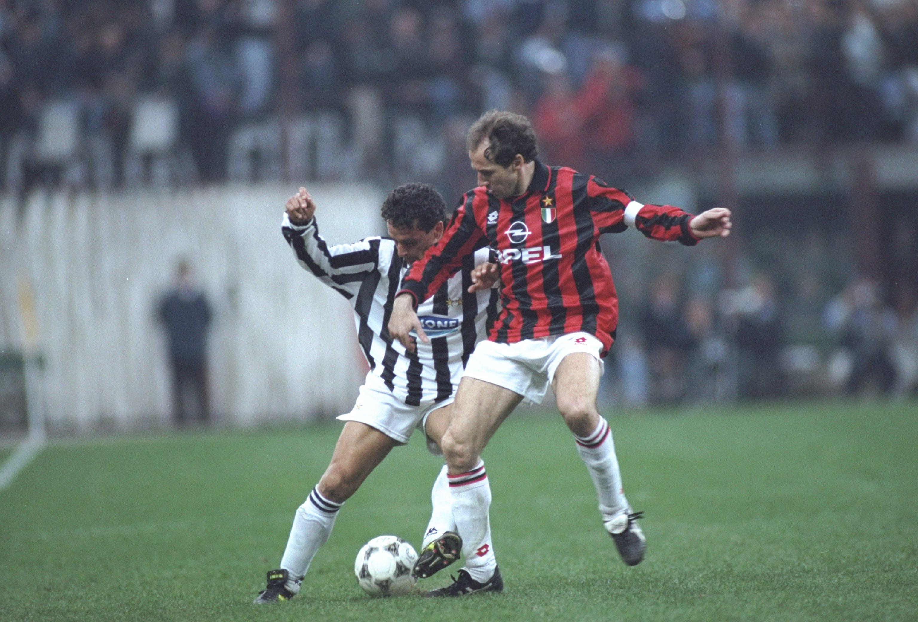 Franco Baresi, the heart of AC Milan's legendary defence
