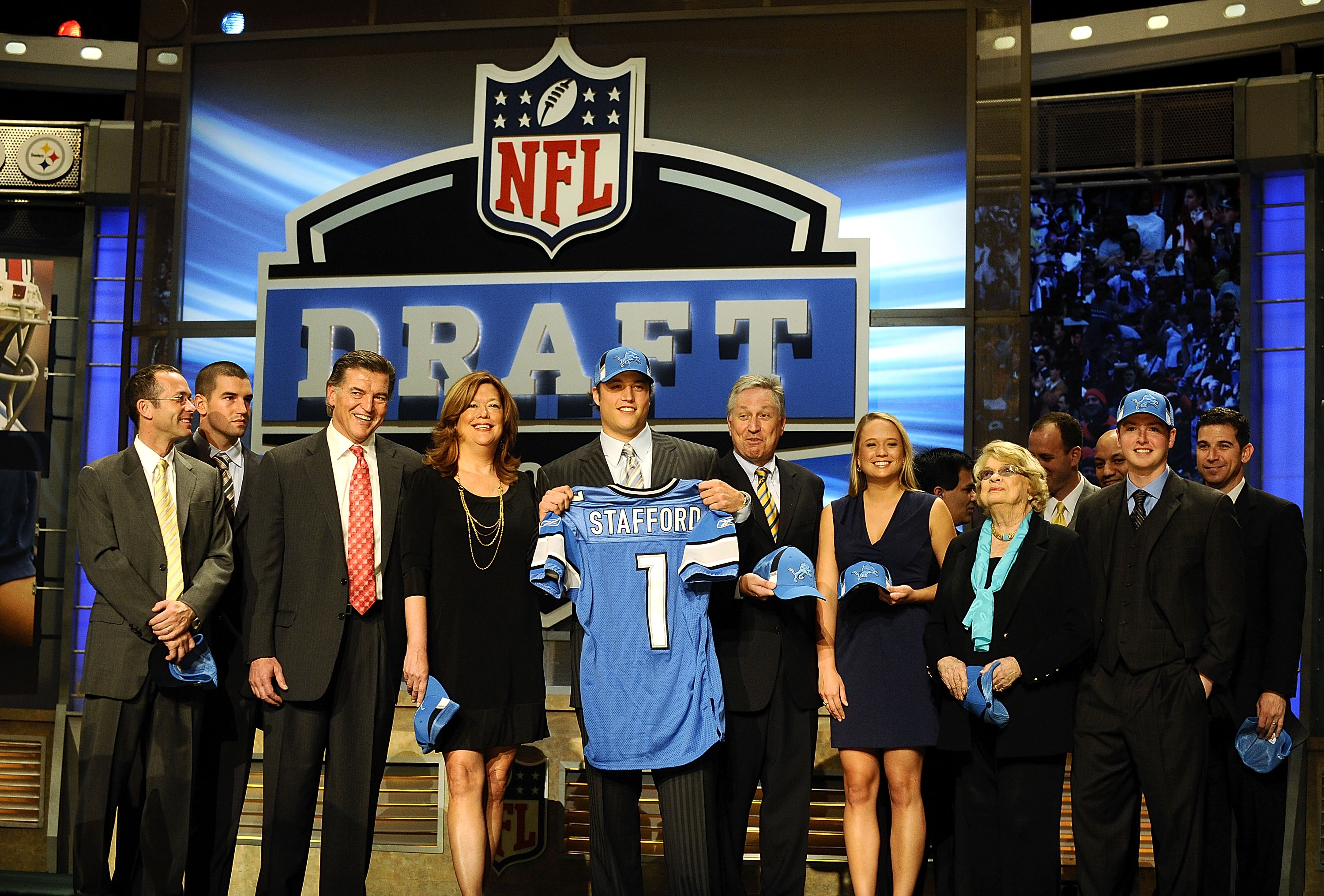 NFL Draft: Ranking Every Detroit Lions Draft of the Last Decade | Bleacher  Report | Latest News, Videos and Highlights