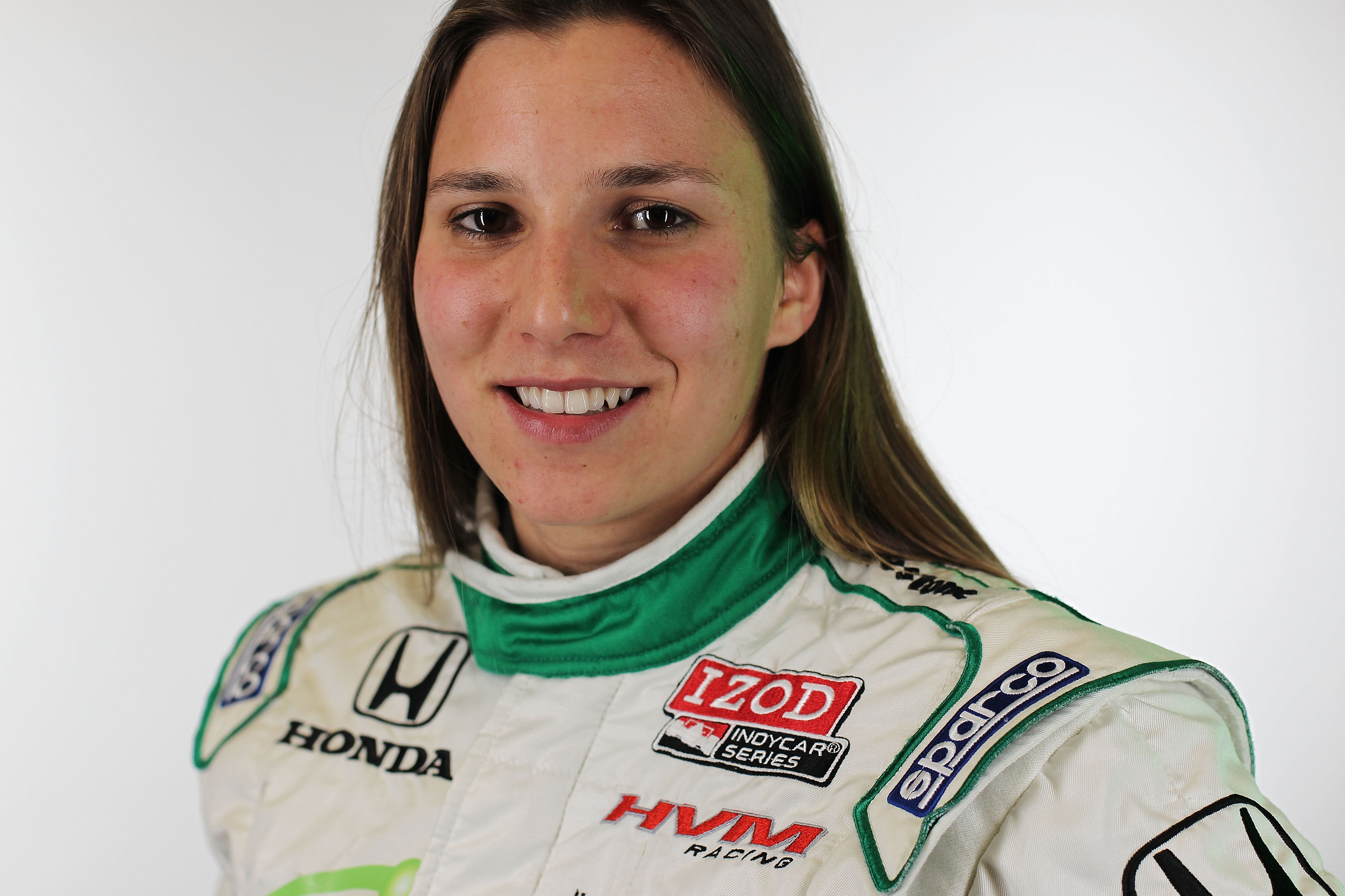 Simona DeSilvestro - Always ready to mix it up with the boys or girls.
