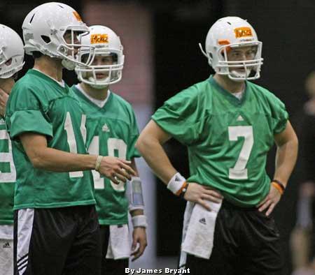 Will Coach Dooley pick the right man?