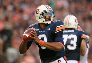Cam Newon will be the first QB off the board on draft night. How many other quarterbacks will join him in Round 1?
