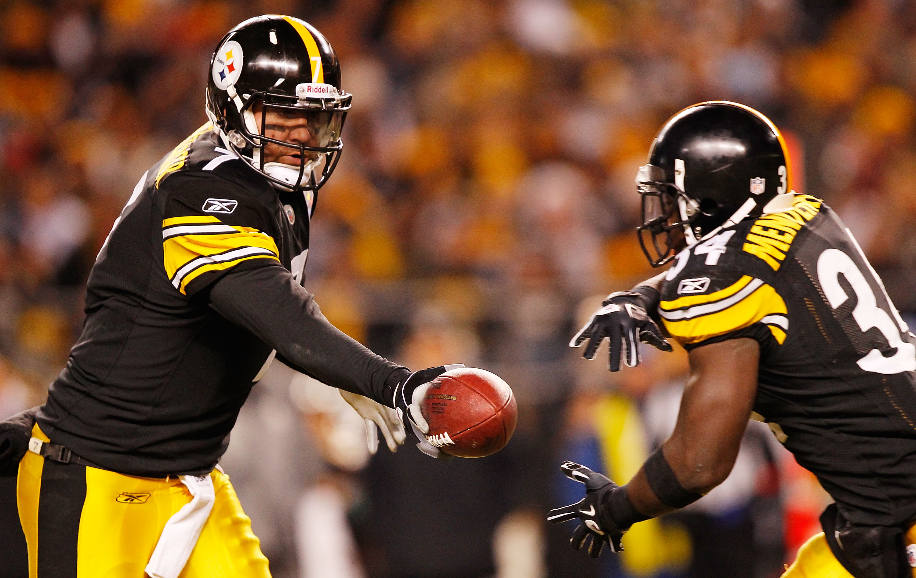 Pittsburgh Steelers: Projecting the 2011 Depth Chart ...Steelers Depth Chart