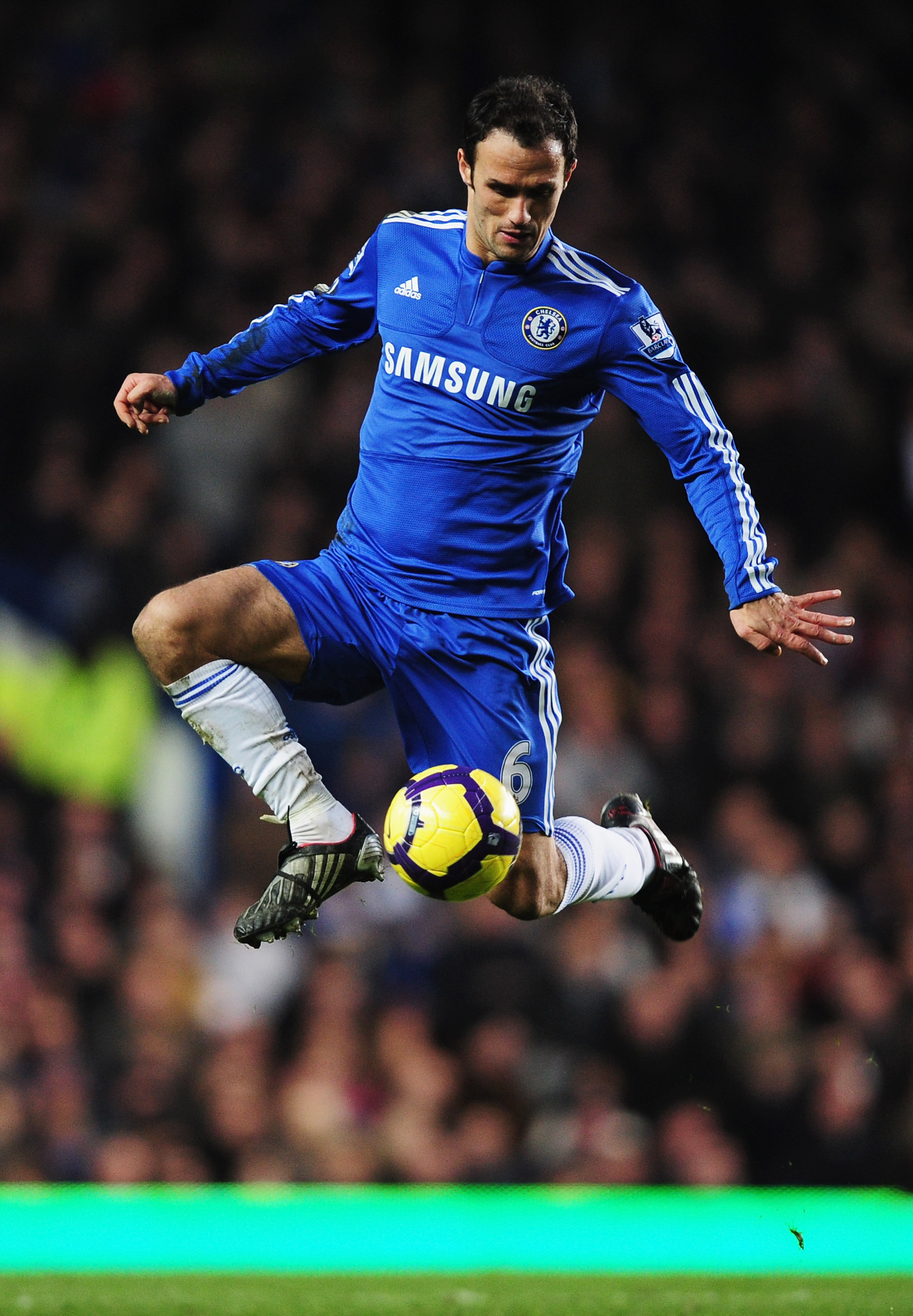Ricardo Carvalho, solid and underrated