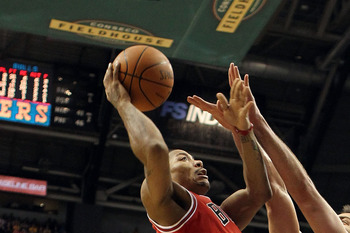 Derrick Rose and the Bulls have made the right plays at the right time.