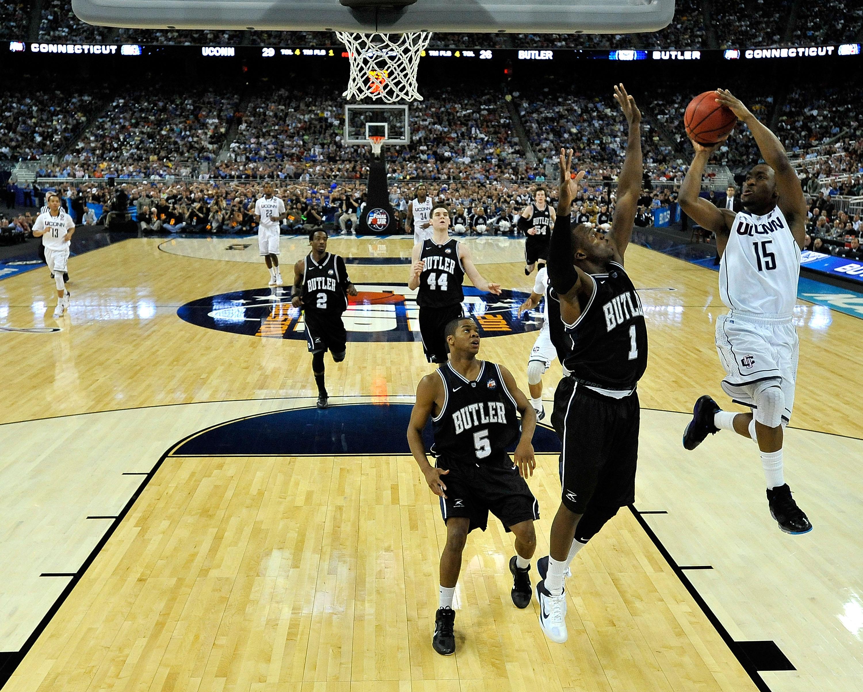 Kemba Walker showed a winner's mentality at UConn.