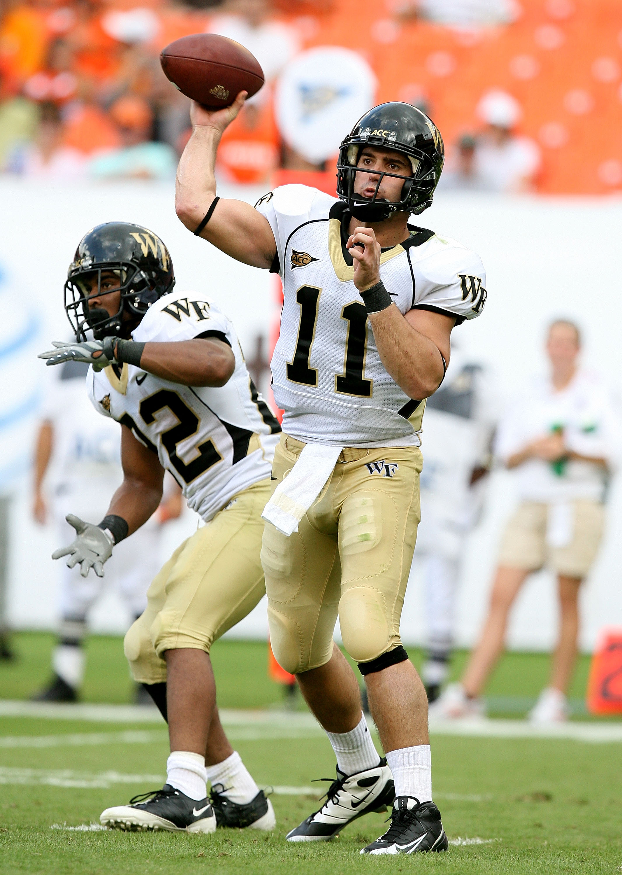 Cory McCartney: Dont forget about Wake QB Riley Skinner