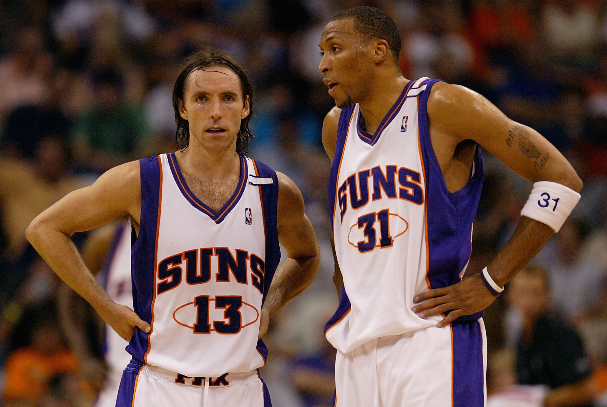 low priced 75213 90f73 Steve Nash and 10 Players Who Deserve To Have Jerseys ...