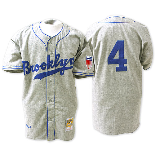 buy online 3d6b3 b365b Los Angeles' 'Brooklyn Dodgers' Uniform and the Top 20 MLB ...