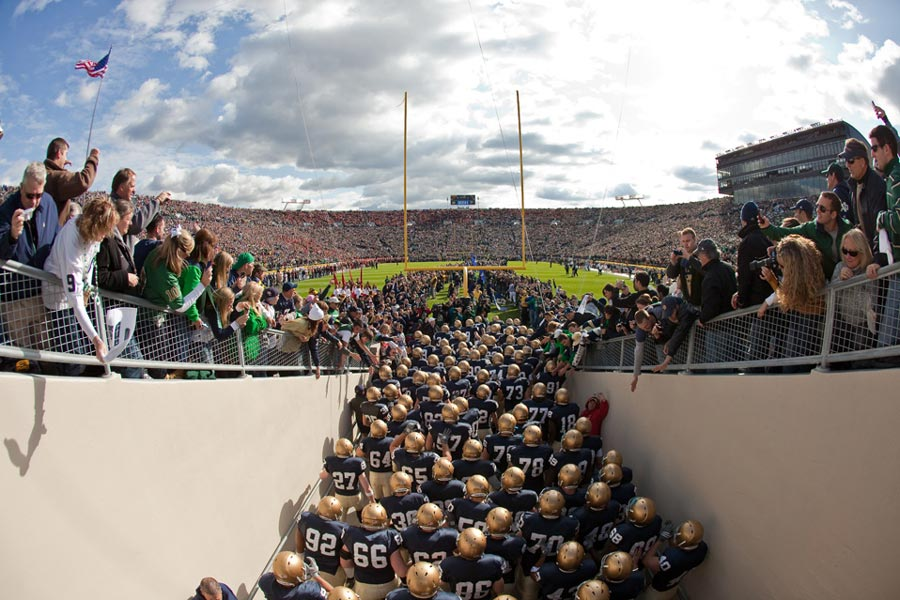 Notre Dame Football The Two Deep At Every Position Bleacher Report Latest News Videos And Highlights