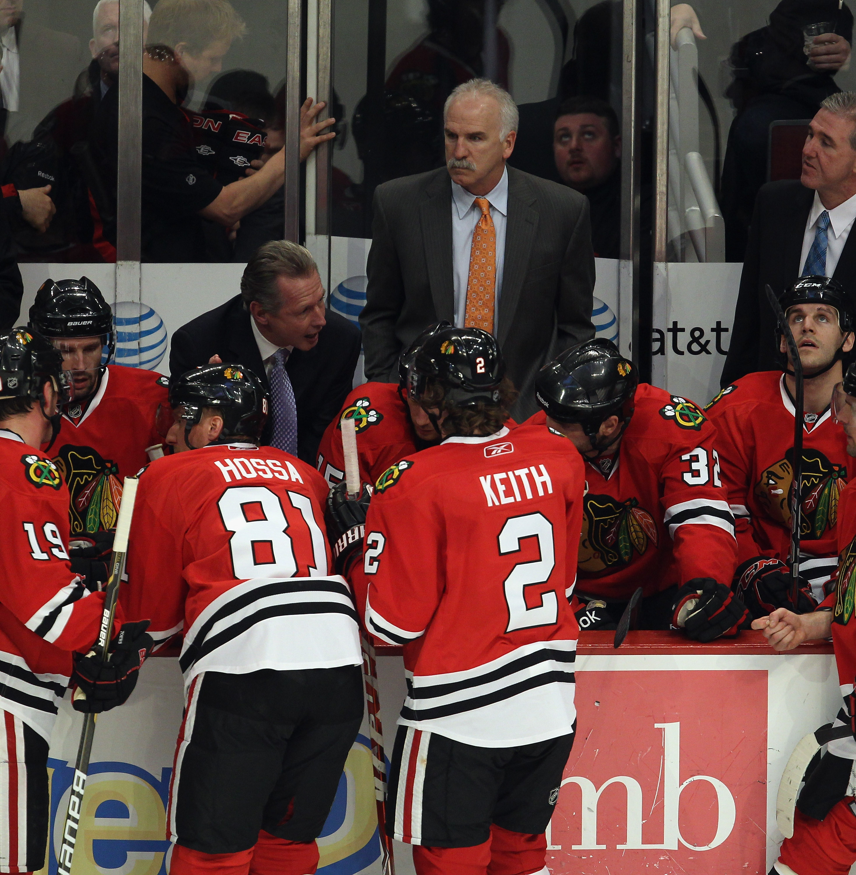 Chicago Blackhawks  Who Is Joel Quenneville s 12th Forward in Game 7  Showdown  6c33c1480