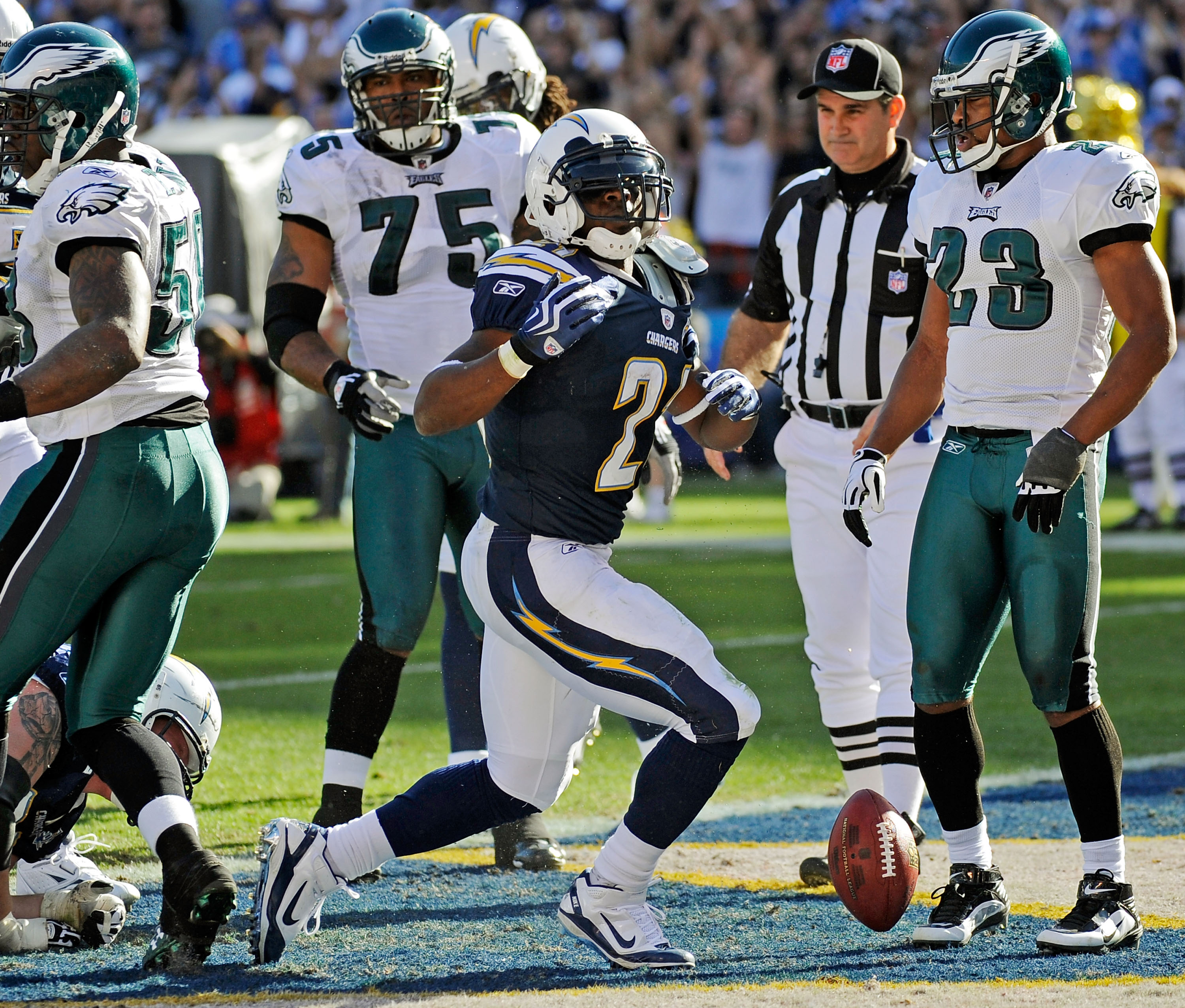 San Diego Chargers First Round Draft Picks: NFL Draft: The Best First-Round Pick In Each Franchise's