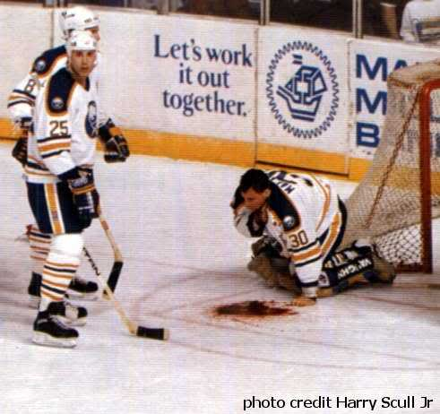 Nhl Power Rankings The 25 Best Tough Guy Hockey Pictures Bleacher