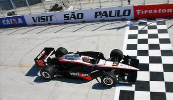 Will Power, Sao Paulo defending race winner