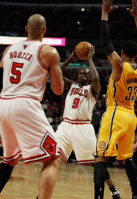 Can Atlanta keep Luol Deng from putting up big numbers?