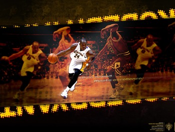 When Speed meets Excellence is a second part of 5 wallpaper Kobe Bryant Series created by
