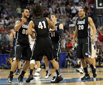 College Basketball 20 Worst Jerseys Of 2010 2011 Bleacher Report
