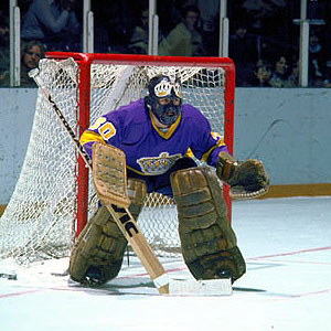You can t evoke the name of Rogie Vachon without thinking Los Angeles  Kings e77d7ebe0
