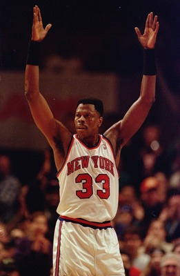 New York Knicks: Patrick Ewing and the 50 Greatest Players ...