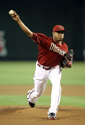 Edwin Jackson threw the fourth no-hitter of 2010 on June 25.