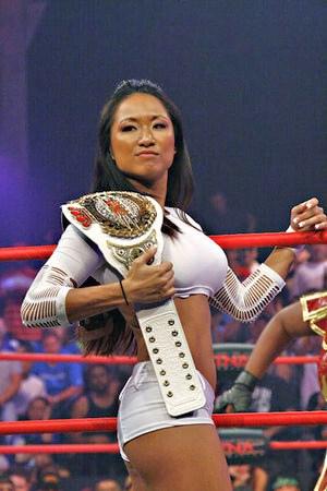 Gail Kim 2009 WWE Divas: Kharma and ...