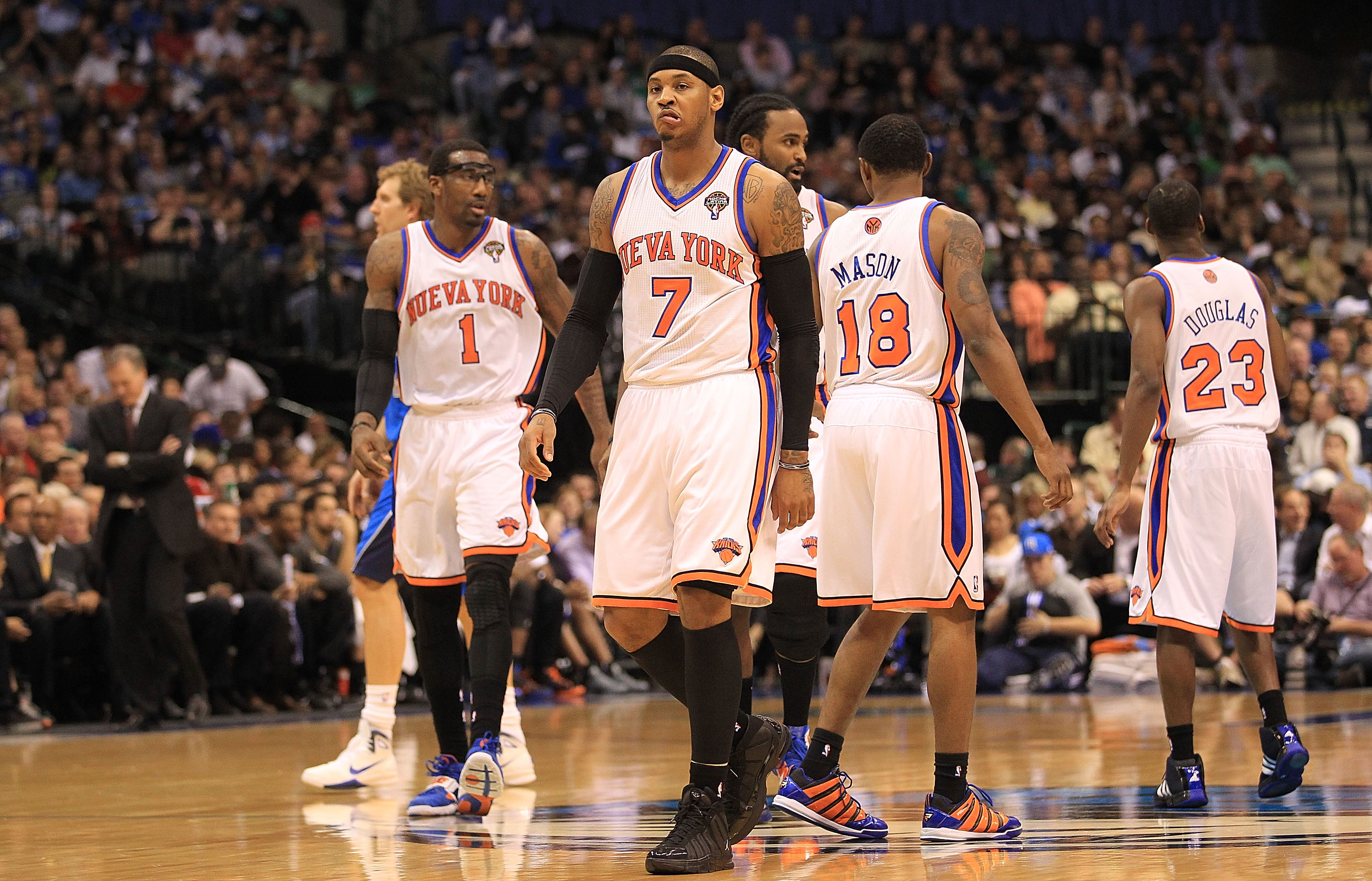 What players can Help Camelo and Amare get closer to a title?