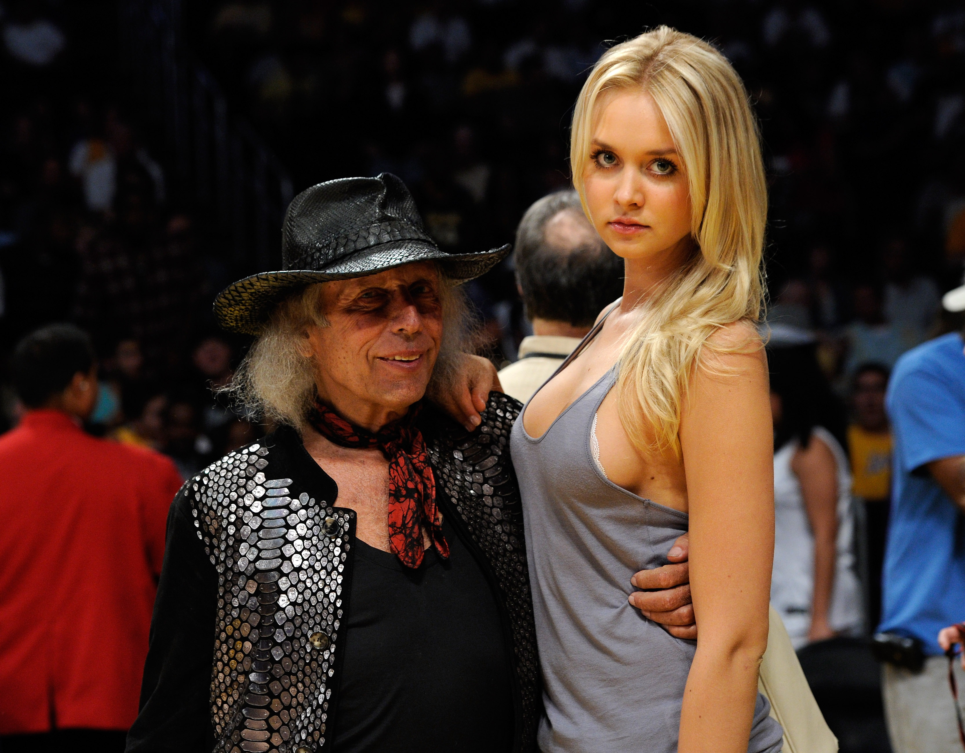 9e5a02ffb Jimmy Goldstein: Lesser-Known Facts About NBA's Superfan | Bleacher ...