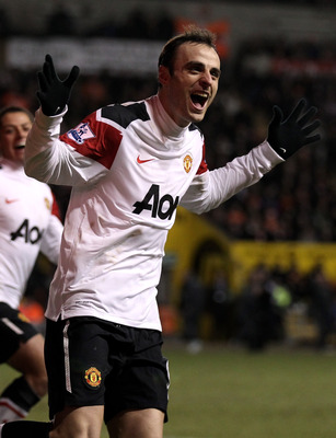 "Dimitar Berbatov, arguably United's last ""major"" signing, has been in excellent form this season"