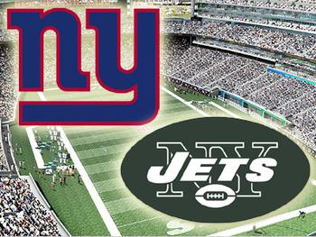 New York Jets & New York Giants