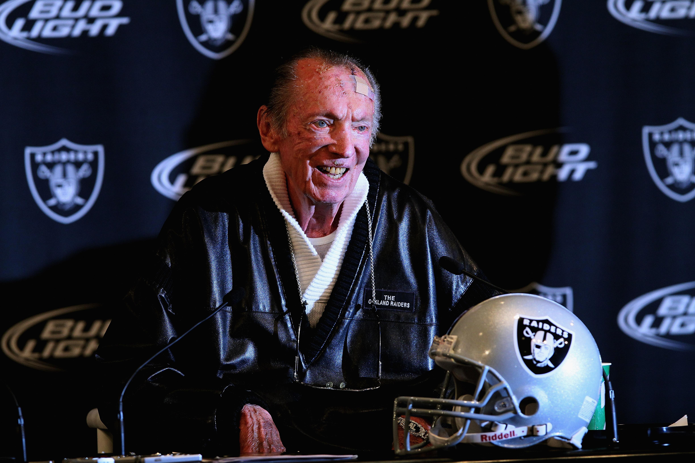 One of the original great Raiders