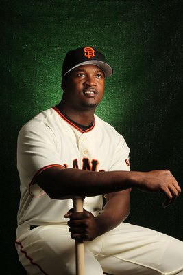 SCOTTSDALE, AZ - FEBRUARY 28:  Wendell Fairley of the San Francisco Giants poses during media photo day on February 28, 2010 at Scottsdale Stadium in Scottsdale, Arizona.  (Photo by Jed Jacobsohn/Getty Images)