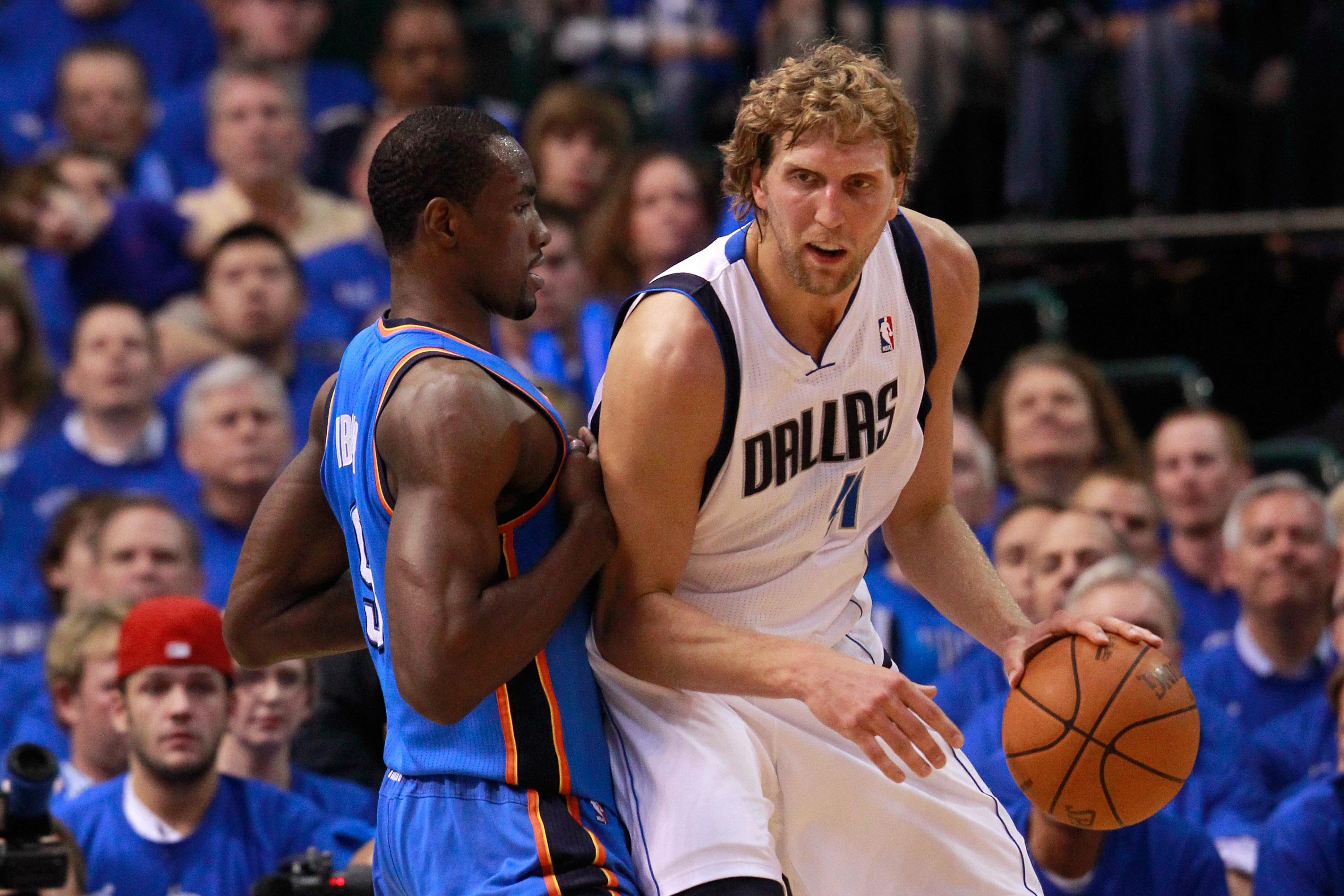 NBA Playoffs 2011  Thunder vs. Mavericks Game 1 Report Card ... de674e7716