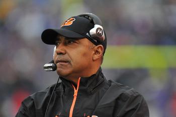 Bengals Coach, Marvin Lewis