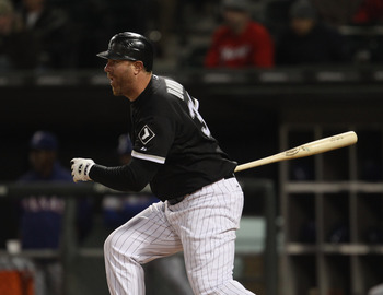Adam Dunn can draw a walk or two, too.
