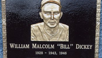 Hall of Fame Catcher Bill Dickey