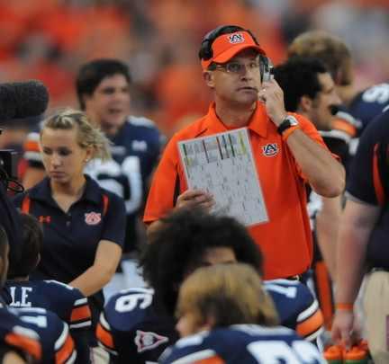 All coach Gus Malzahn does is win