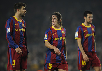 Barcelona aren't just flare and skill, they are also built on a solid foundation
