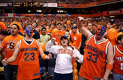 College Basketball Power Rankings The Top 25 Student Sections In
