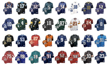 stores that carry nfl jerseys