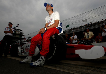 Vitor Meira on Pole Day
